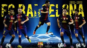 Barcelona 2013 Wallpaper HD