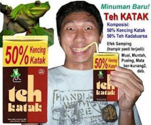gambar-lucu-iklan-teh-katak