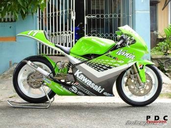 Modifikasi Kawasaki Ninja 150 R (12)